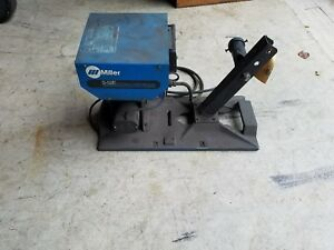 Miller Millermatic S 52e Welder Automatic Wire Feed Feeder