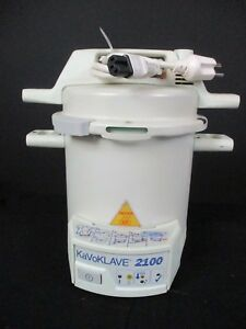 Kavoklave 2100 Dental Steam Autoclave Sterilizer For Instruments