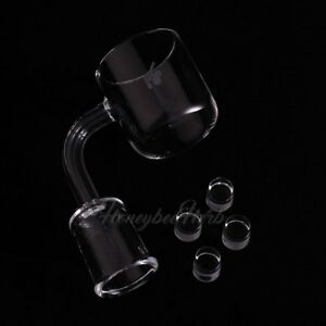 Quad Core Reactor Quartz Banger 10mm 14mm 18mm Male Female