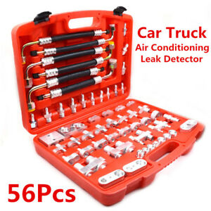 Air Conditioning Leak Detector Detection Tools For Car Truck Auto A C Compressor