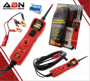 Power Probe 3 Iii Circuit Tester Pp3cs In Red Voltmeter