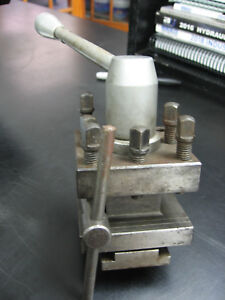 Turret Tool Post Lathe W t handle