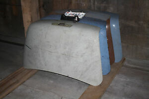 Volvo 122 Amazon P120 P130 123gt Rear Deck Lid Solid And In Nice Condition