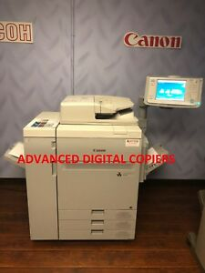 Canon Imagepress C60 Color Digital Press Low Color Counter
