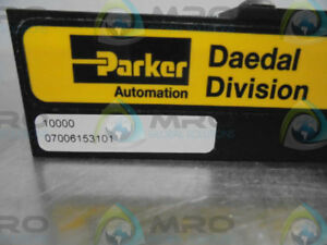 Parker Automation 07006153101 Linear And Rotary Positioner New No Box