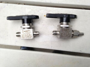 Swagelok Ss 43s4 Ball Valve 1 4in Fitting