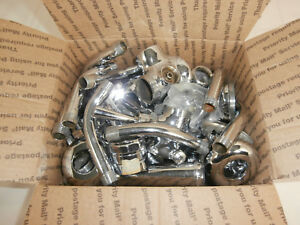 Large Lot Of Plumbing Pipes