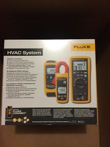 Fluke 3000 Fc Hvac Wireless Hvac System