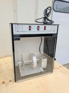 Btc Engineering Precision Lab Incubator W Integrated Test Tube Rotating Stand