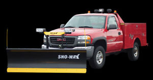 Sno way 7 6 Snow Plow 29 Series With Down Pressure 29thd Trip Edge