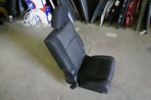 12 Dodge Journey 2nd Row Left Driver Side Seat Cloth 11500