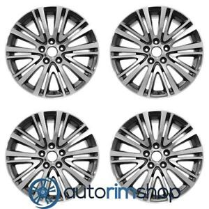 Kia Cadenza 2013 2016 18 Factory Oem Wheels Rims Set