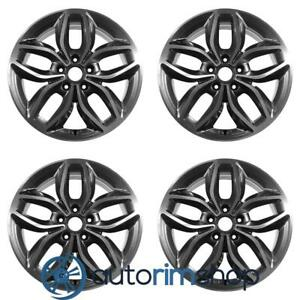 Kia Forte 2014 2016 18 Oem Wheels Rims Set