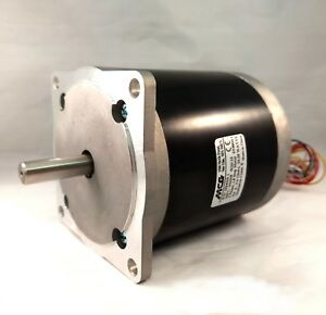 Mcg Is34009 1 Nema 34 Stepper Motor 388 Oz in Hold Torque 4 6a 1 8 Step