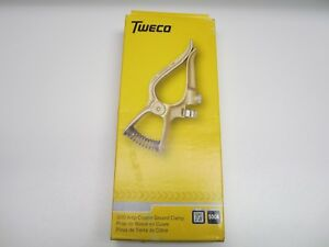 Tweco Professional 500 Amp Copper Ground Clamp Gc 500