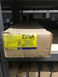Square D Q23225nrb Circuit Breaker Enclosure new In Opened Box Free Shipping