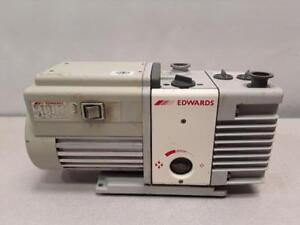 Edwards Rv5 Dual Rotary Vane Vacuum Pump