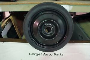 10 Chevy Cobalt Spare Wheel And Tire 15x4 T115 70d15 10591