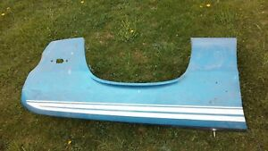 1973 1976 Plymouth Duster Passengers Front Fender