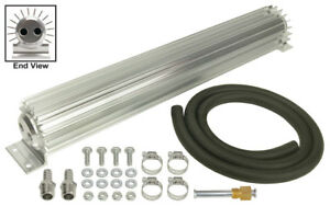 Derale 20 1 4 X 2 3 16 X 3 1 4 In Automatic Trans Fluid Cooler Kit P n 13265