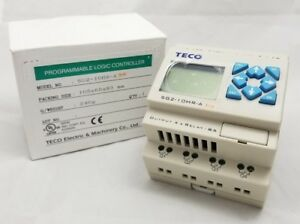 Programmable Logic Relay Teco Sg2 10hr a