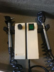 Welch allyn With Otoscope And Ophthalmoscope Model 74710
