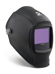 Miller Digital Infinity Adf Helmet 13 4sq In Viewable Black 271329