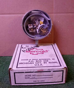 1 New Mercoid Da 31 2 1 Pressure Switch Control make Offer