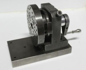 Harig Grind all No 1 Grinding Fixture With Base Plate Face Plate