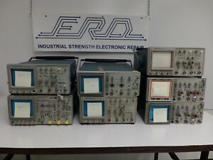 Tektronix Oscilloscope Parts Units