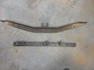John Deere L Drawbar Support And Assembly Parts