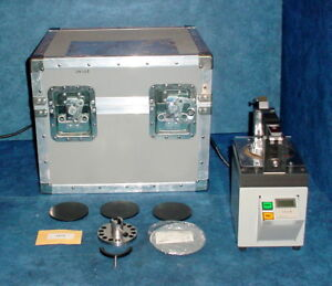 Corning Cable Systems Sp500 12 Connector Fiber Optic Polishing Machine W case