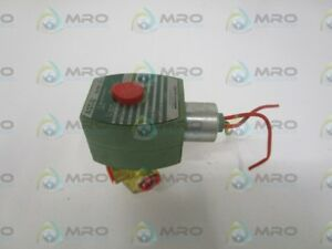 Asco 8215g030 Solenoid Valve as Pictured New No Box
