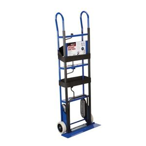 Hand Truck Dolly Heavy Duty Move Appliances 6 Wheels 600 Lb