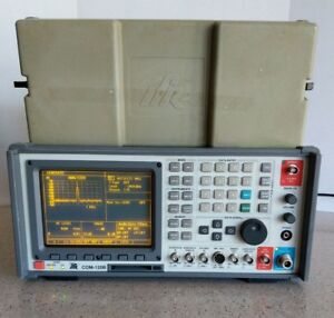 Aeroflex Ifr Com 120b Communications Service Monitor Spectrum Analyzer