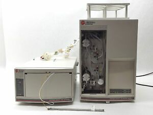 Beckman Coulter System Gold Lab Hplc Chromatograph 168 Detector 126 Solvent