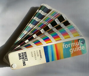 Pantone Color Formula Guide