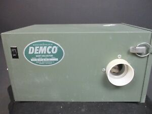 Demco D 1 Dental Laboratory Dust Collector