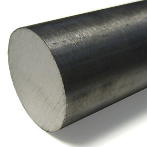 1 Cold Finish 4130 Alloy Steel Normalized Round Rod Four Ft 48 Length