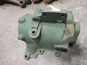 John Deere Us Unstyled A Governor Housing Case A1170r Nos