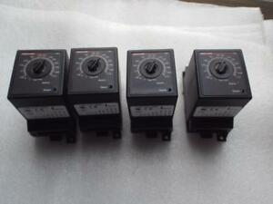 Watlow 146e Temperature Regulator Lot Of 4