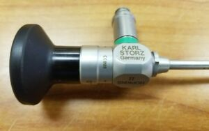 Karl Storz 27005aa 4mm 0 Degree Autoclavable Cystoscope