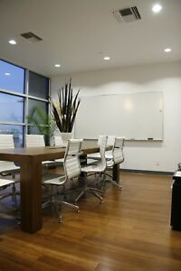Modern Large Rectangle Conference Table