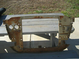 Mopar 1964 65 B body Core Support Max Wedge Coronet Satellite Polara Belvedere