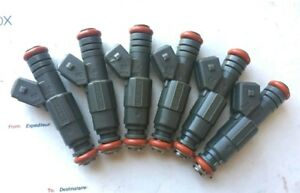 Upgrade 87 98 Jeep 4 0l Bosch Type Iii Fuel Injectors Set 6 4 Holle