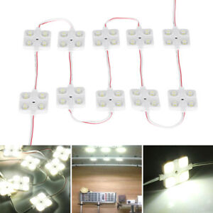 40 Led 12v Cargo Camper Rv Interior Light Trailer Boat Lamp Ceiling For Car Van