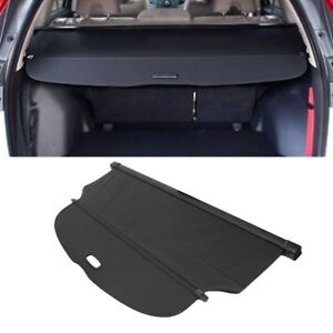 Black Canvas Cargo Cover Security Trunk Shield Fit For Honda Crv 2017 2018 Usa