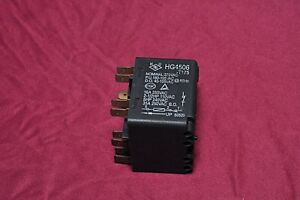 Single Phase T175 Motor Starter Hg4506 Relay System Automation