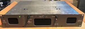 Wohler Technologies Amp2 da Analog Digital Audio Monitor Panel