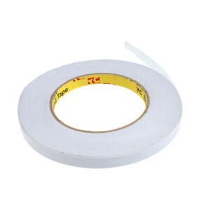 50m Double Stick Tape Double Sided Mounting Tape strong Stickiness 10mm